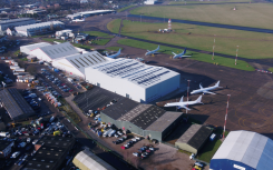 BeBa Energy completes Norwich Airport solar install