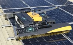 Clean Solar Solutions brings PV-panel cleaning robot to market in 'UK first'
