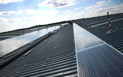 Largest community-owned solar PV rooftop project completed in Oxfordshire