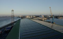 Port of Hull sees 6.5MW rooftop solar array installed