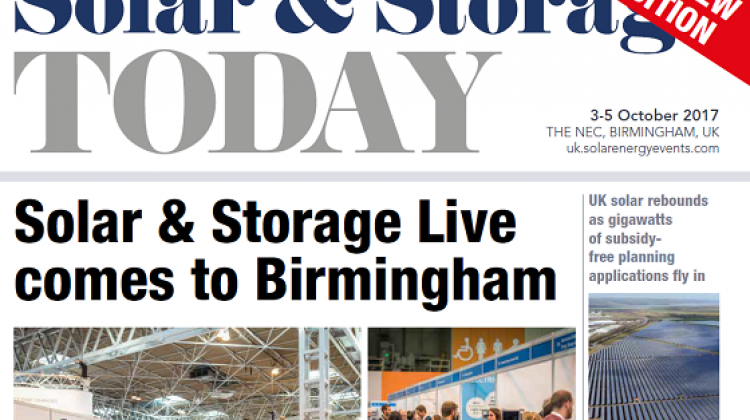 Still the UK's largest solar and storage exhibition: download your preview now