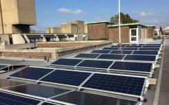 SOAS completes first community funded solar installation at a UK university