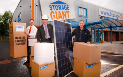 Storage Giant tackles energy bills with two solar installs