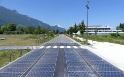 DfT funding innovative solar rail, roads and footways trials