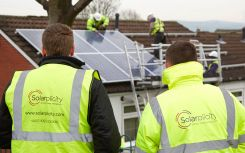 Solarplicity to expand social housing solar programme following Stoke pilot