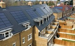 Housebuilders increasingly looking to in-roof solar says installer working on 400 homes