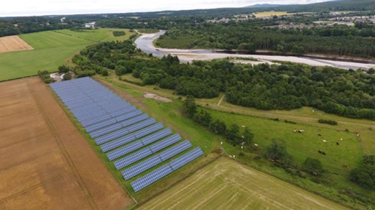 Scottish Water completes largest solar project to date in move away from subsidy support