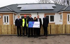 Stirling Council celebrates 1,500th solar install as battery storage pilot commences