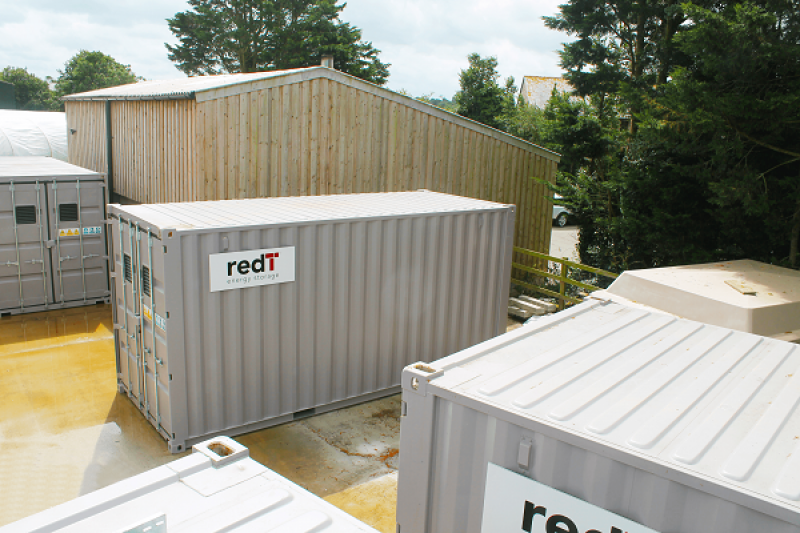 RedT bids to create 'leading player' in energy storage with