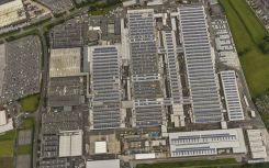 Bentley plans to install 3MW solar carport at Cheshire manufacturing site