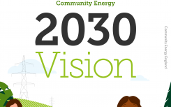 Community Energy England sets its sights on 5,270MW by 2030