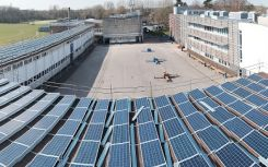 Academy to save millions on electricity from solar PPA