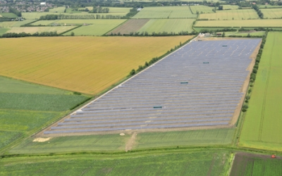 Solarcentury becomes first company to install 500MW solar in the UK