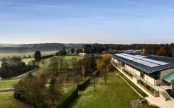Rooftop solar array for home to England's largest agricultural show