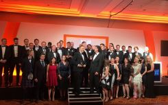 EvoEnergy wins big as Solarcentury chief scoops outstanding achievement award