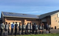 C&K hits 100th school solar install milestone