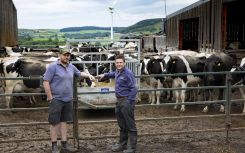 Welsh dairy farm set to expand following solar install