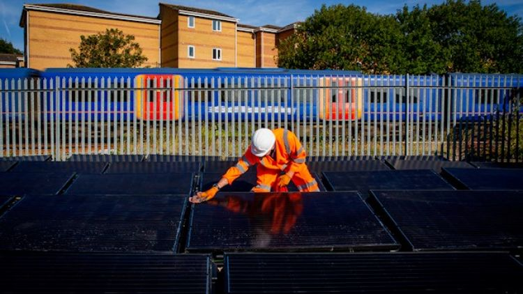 How community benefit is 'intrinsic' to Riding Sunbeams' solar-powered railways