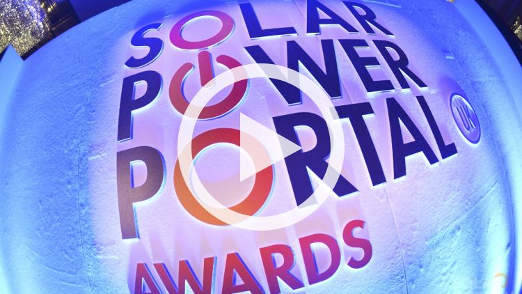 Solar Power Portal Awards important to recognise industry's evolution, says Rexel's Michael Fereday