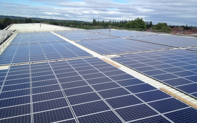 Business rates tax increases to hit commercial solar in April 2017